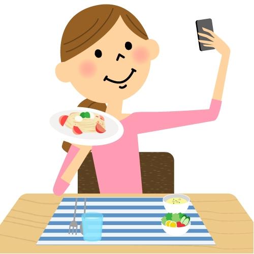 English-language-Selfie